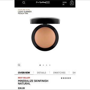 MAC Mineralized Skinfinish
